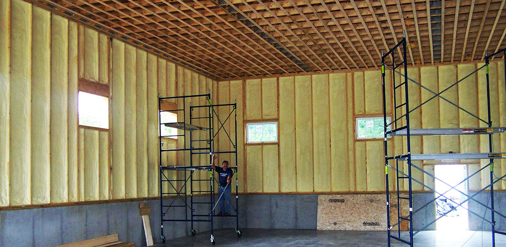 Welcome to Spray Foam of Maine - Offering polyurethane spray